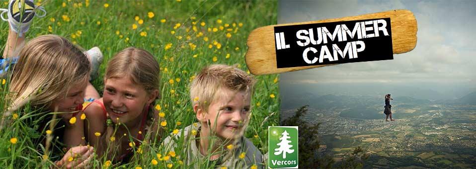 Le Vercors, Camp de base de vos vacances d'été