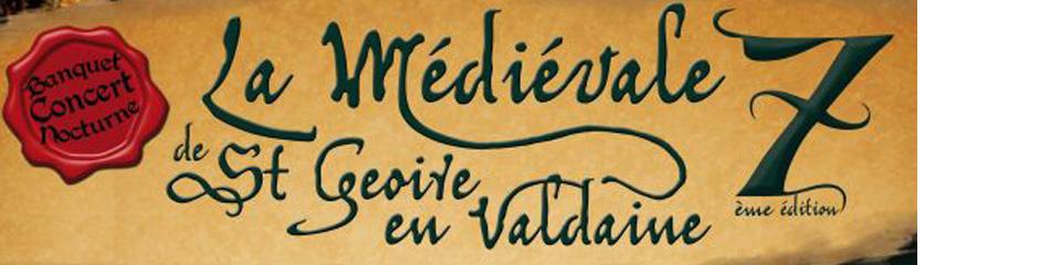 La médiévale de Saint Geoire en Valdaine