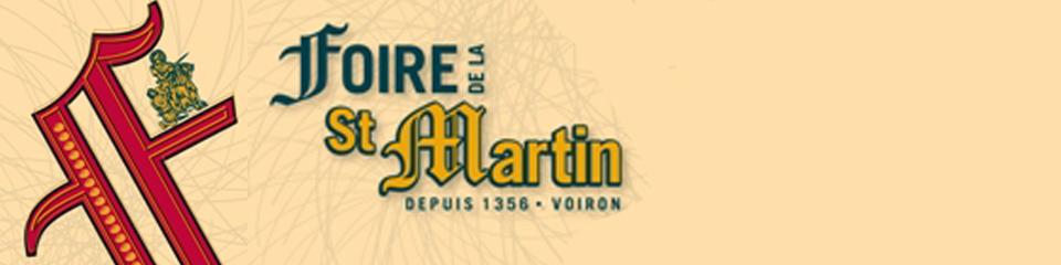 La foire de la Saint Martin