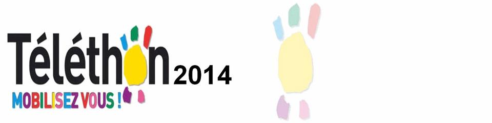 Téléthon 2014  samedi 6 décembre à partir de 13 h à Voiron