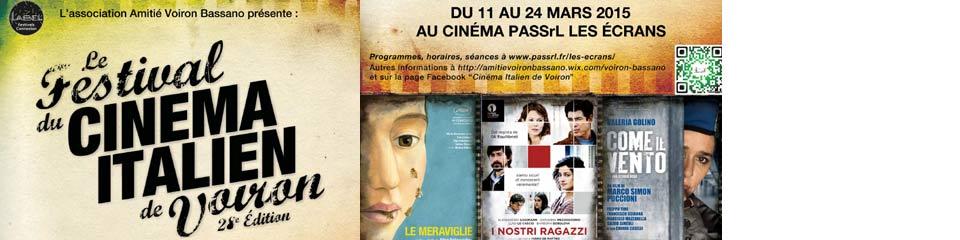 Le cinéma Italien à Voiron