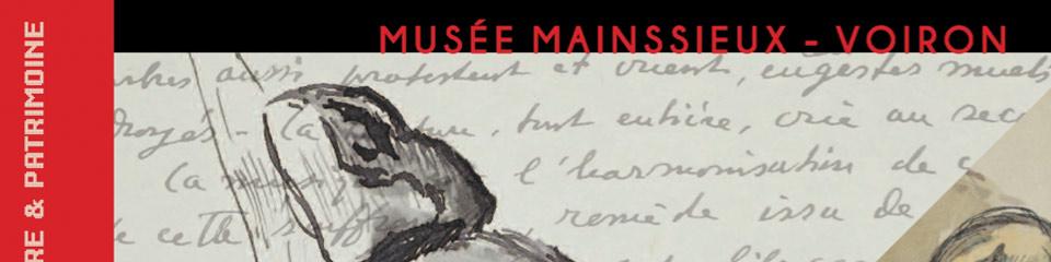 Le fantastique bestiaire de Lucien Mainssieux au Musée Mainssieux Voiron