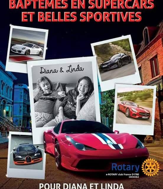 Baptêmes en Supercars et Belles sportives