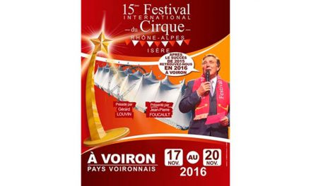 15ème édition du Festival International du Cirque