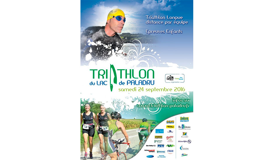 Triathlon du lac de Paladru