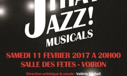 All That Jazz ! Musicals à Voiron
