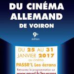 9èmes Journées du Cinéma Allemand Voiron