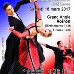 Grand prix de danse sportive de la ville de Voiron