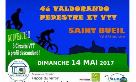 4ème Valdorando à Saint Bueil