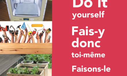 """Do it yourself, Fais-y toi-même"" à Voreppe"