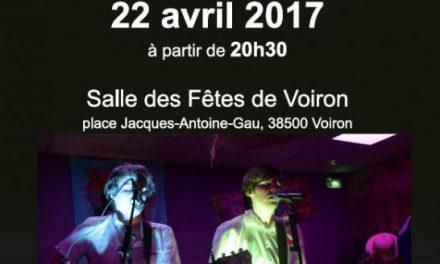 Jessandwest en concert à Voiron