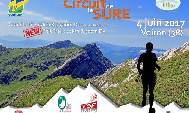 Le 4 juin Trail Circuit de la Sure