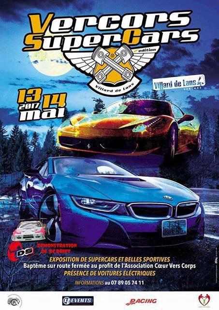 Vercors Super Cars à Villard de Lans