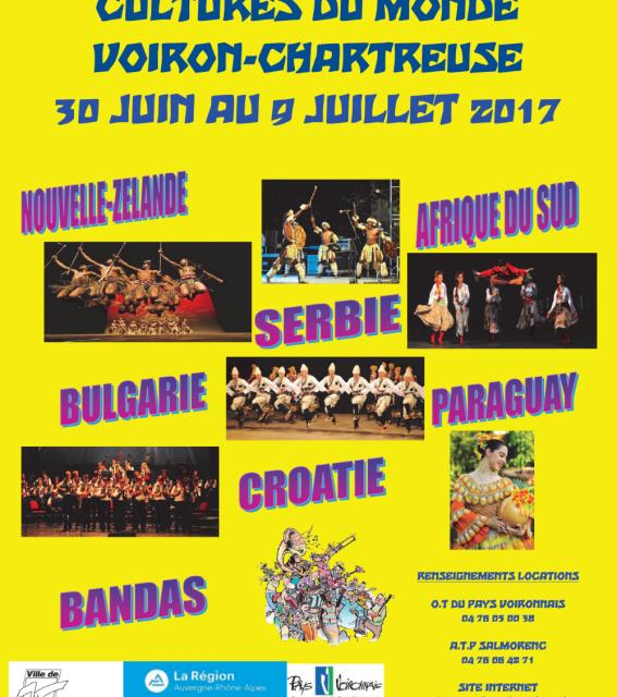 34ème Festival des Cultures du Monde