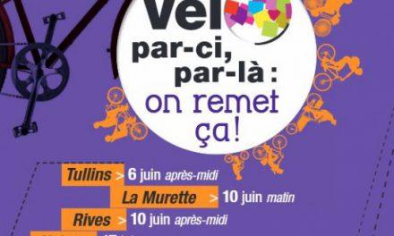 2ème Mois du vélo au Pays Voironnais
