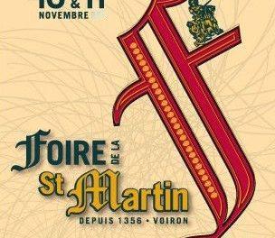 Foire de la Saint Martin à Voiron