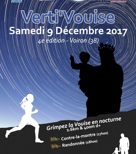 Verti'Vouise 2017 à Voiron