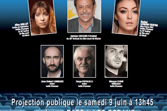 30ème Festival du film court de Voiron