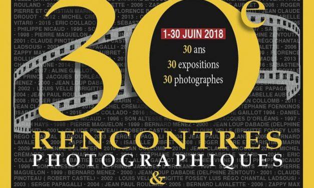 30 èmes Rencontres Photographiques Internationales du Voironnais