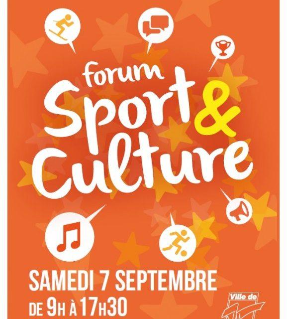 Forum Sport et Culture de Voiron (forum des associations)