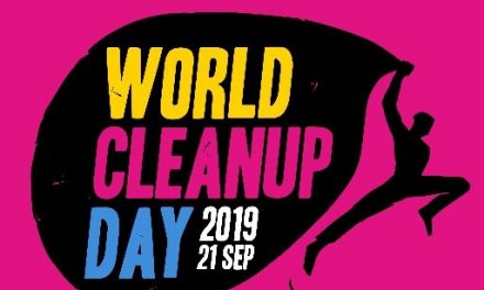 World Clean Up Day Voiron