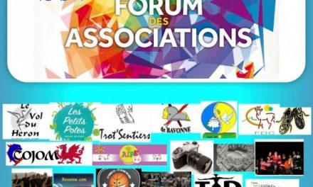 Forum des associations La murette